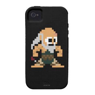 8-Bit Gouken Case-Mate iPhone 4 Cases