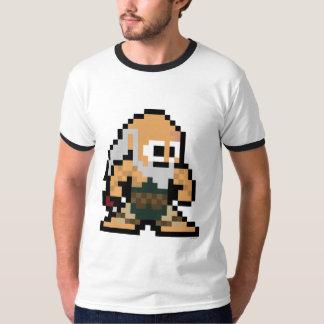 8-Bit Gouken Tee Shirt