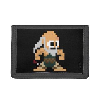 8-Bit Gouken Trifold Wallet