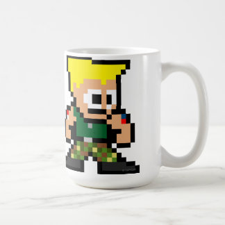8-Bit Guile Coffee Mug