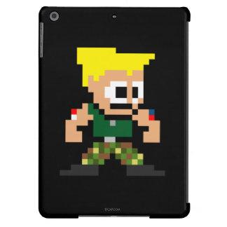 8-Bit Guile iPad Air Cases