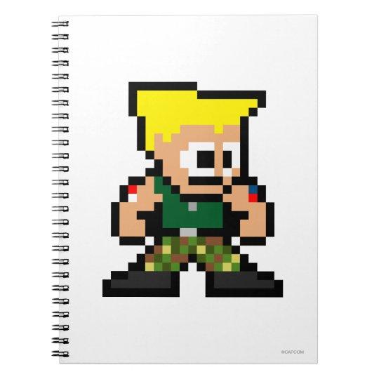 8-Bit Guile Notebook