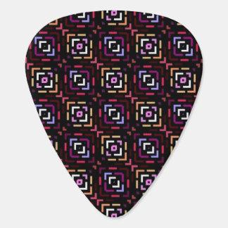 8 Bit Guitar Pick