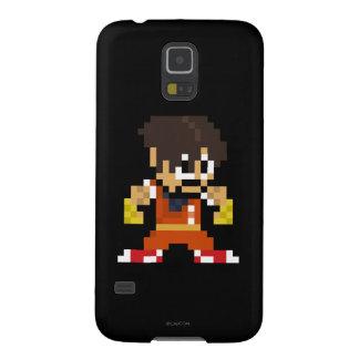 8-Bit Guy Galaxy S5 Cases