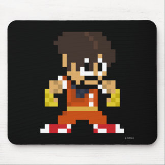 8-Bit Guy Mouse Pad