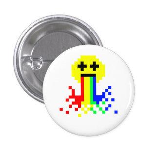 8 Bit Hangover Pinback Button