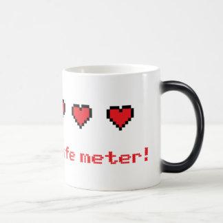 8-bit Heart Mug