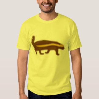 8-bit Honey Badger Shirt