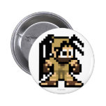 8-Bit Ibuki 2 Inch Round Button