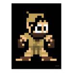 8-Bit Ibuki Postcard