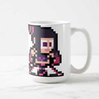 8-Bit Juri Coffee Mug