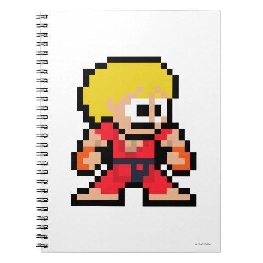 8-Bit Ken Notebook