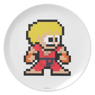 8-Bit Ken Plate