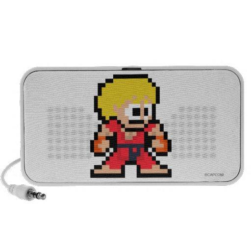 8-Bit Ken Mp3 Speaker