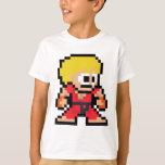8-Bit Ken T-Shirt