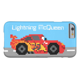 8-Bit Lightning McQueen Barely There iPhone 6 Case