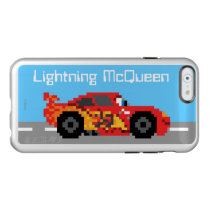 8-Bit Lightning McQueen Incipio Feather Shine iPhone 6 Case