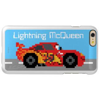 8-Bit Lightning McQueen Incipio Feather Shine iPhone 6 Plus Case