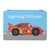 8-Bit Lightning McQueen iPad Mini Cover