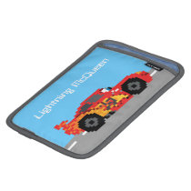 8-Bit Lightning McQueen iPad Mini Sleeve