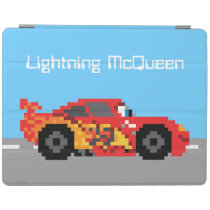 8-Bit Lightning McQueen iPad Smart Cover