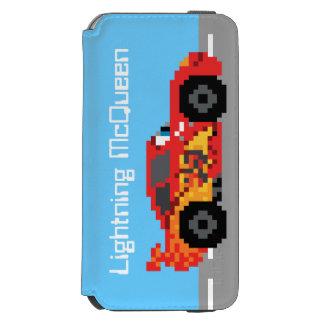 8-Bit Lightning McQueen iPhone 6/6s Wallet Case