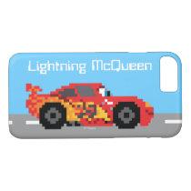 8-Bit Lightning McQueen iPhone 8/7 Case