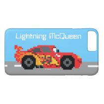 8-Bit Lightning McQueen iPhone 8 Plus/7 Plus Case
