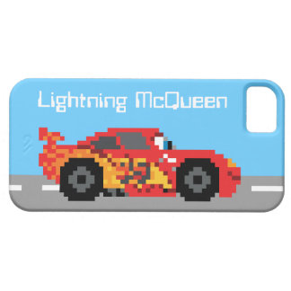 8-Bit Lightning McQueen iPhone SE/5/5s Case