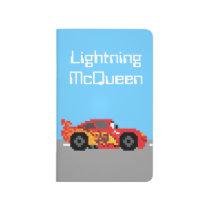 8-Bit Lightning McQueen Journal