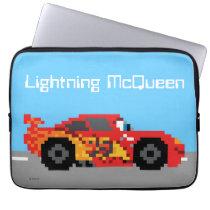 8-Bit Lightning McQueen Laptop Sleeve