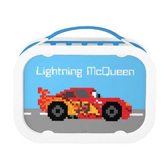8-Bit Lightning McQueen Lunch Box