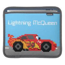 8-Bit Lightning McQueen Sleeve For iPads