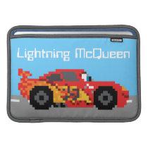 8-Bit Lightning McQueen Sleeve For MacBook Air