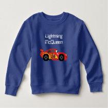 8-Bit Lightning McQueen Sweatshirt