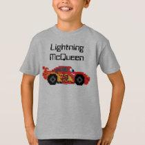 8-Bit Lightning McQueen T-Shirt