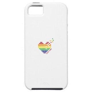8-Bit Love iPhone 5 Covers