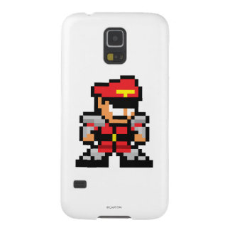 8-Bit M. Bison Case For Galaxy S5