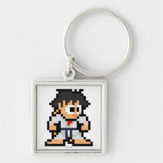 8-Bit Makoto Keychain