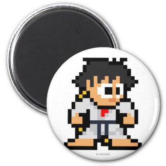 8-Bit Makoto Refrigerator Magnet