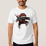8-bit Ninja Tshirts