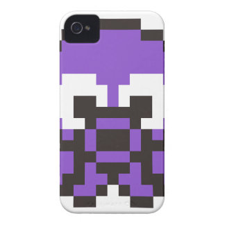 8 Bit Octopus iPhone 4 Cover