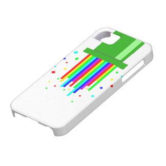 8-Bit Pipe iPhone SE/5/5s Case