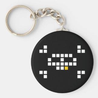 8-Bit Pirate Keychain