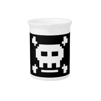 8 Bit Pirate Drink Pitcher