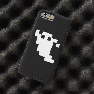 8 Bit Pixel Ghost Tough iPhone 6 Case
