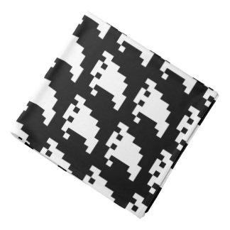 8 Bit Pixel Ghost Do-rags
