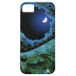8 Bit Pixel Moonlight iPhone SE/5/5s Case