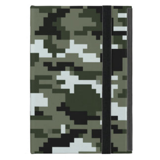 8 Bit Pixel Urban Camouflage / Camo iPad Mini Case