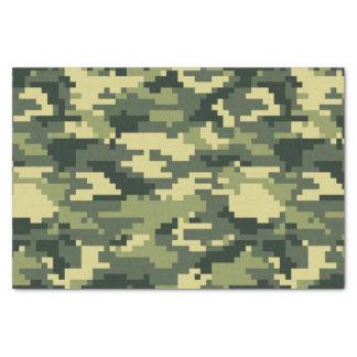 Pixelated 8 Bit Craft Tissue Paper | Zazzle
